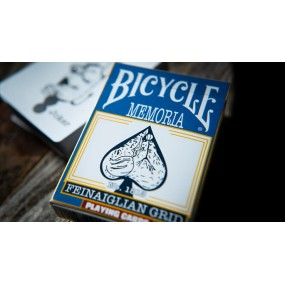 Bicycle Memoria Deck (Feinaiglian Grid)